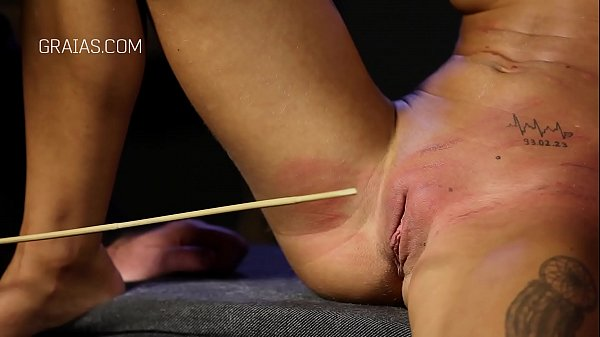 Caning Clit